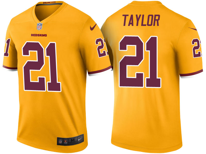 new style 60890 ea066 Looking for preseason conquer buenos aires Redskins Sean ...